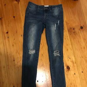 Hudson jeans size 14 -juniors